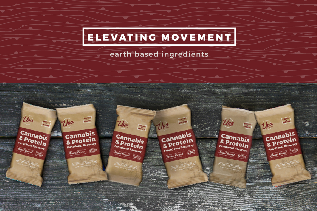 Cannabis Marketing Elevating Movement Package Design